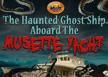 Musette Yacht Halloween Cruise