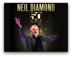 Neil Diamond in South Florida