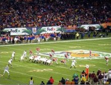 Orange Bowl Miami