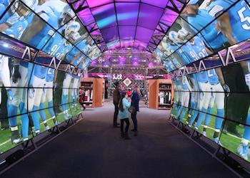 Super Bowl NFL Experience Festival