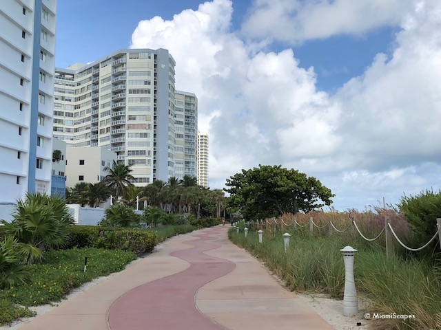 North Shore Open Space Park Miami Beach Walk