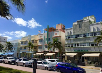 Ocean Drive Hotels:  McAlpin Ocean Plaza South Beach