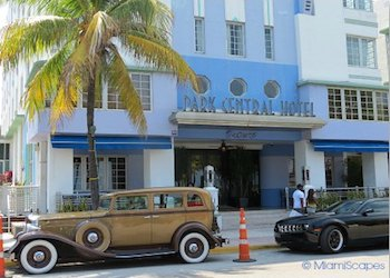 Ocean Drive Park Central Hotel