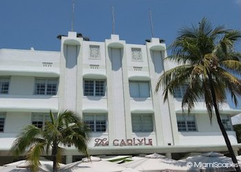Ocean Drive - The Carlyle Hotel