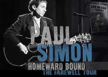 Paul Simon: Homeward Bound The Farewell Tour