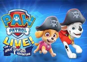 Paw Patrol Pirate Adventure