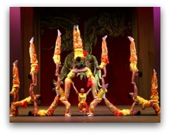 Peking Acrobats in Miami