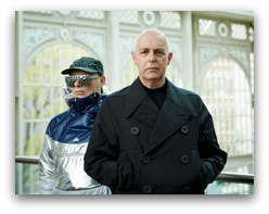 Pet Shop Boys in concert in Miami