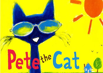 Pete The Cat in Miami