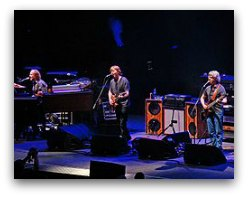 Phish performs at AmericanAirlines Arena in Miami