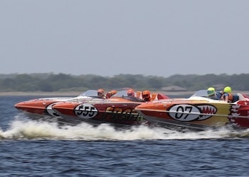 P1 Powerboat Miami Grand Prix
