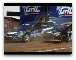Red Bull Global Rallycross in South Florida