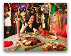 New Years Eve Party at Senor Frogs Miami Beach