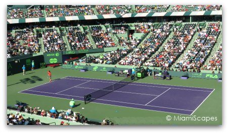 Stadium Court - Sony Open in Miami