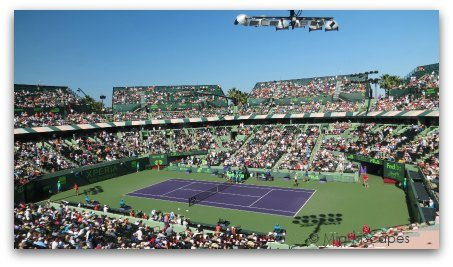 Stadium - Sony Open in Miami