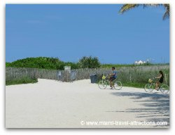 South Beach Biking