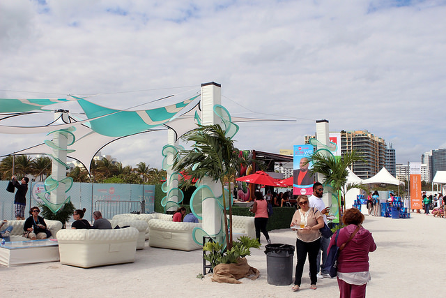 SoBe Food and Wine Fest Beachside