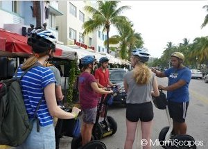 South Beach by Segway