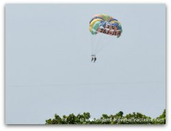 South Beach parasailing