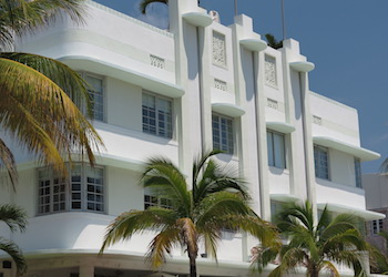 South Beach Ocean Drive Hotels: The Carlyle