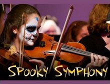Spooky Symphony at the Adrienne Arsht Center