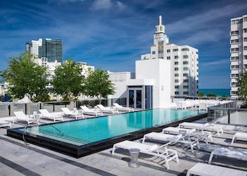 The Gale South Beach Rooftop Pool