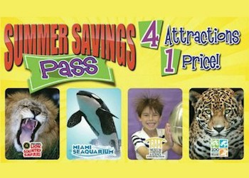 Miami Summer Savings Pass