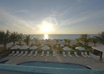Marenas Beach Resort in Sunny Isles