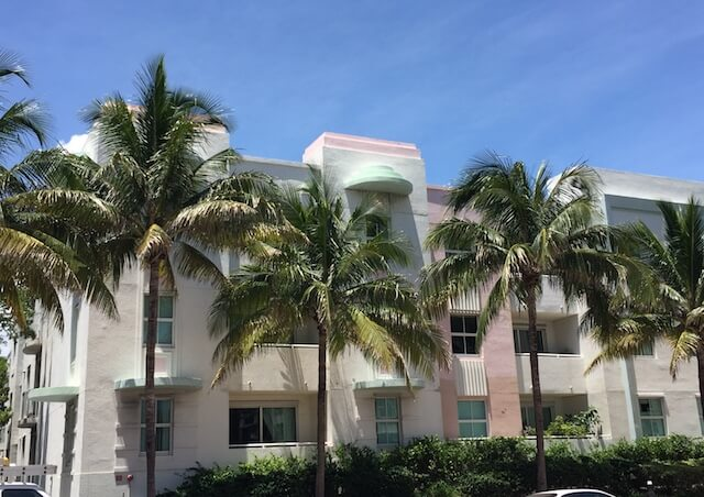 Art Deco Architecture in Surfside