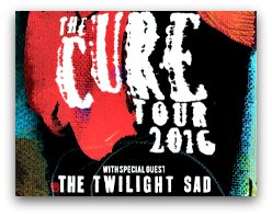 The Cure in Miami