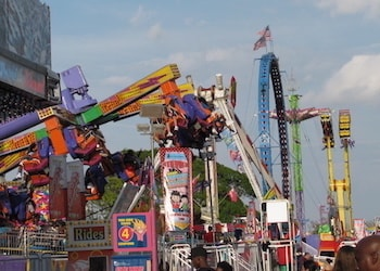 Rides at The Fair