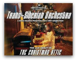 Trans Siberian Orchestra the Christmas Attic
