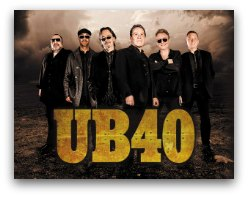 UB 40 in Miami