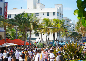 Urban Beach Week  Miami