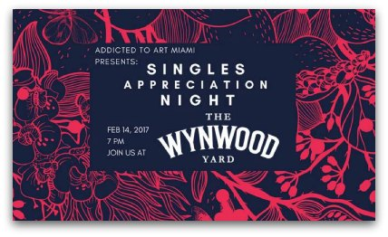 Valentines at the Wynwood Yard