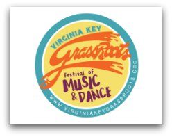 Virginia Key Grassroots Festival Logo