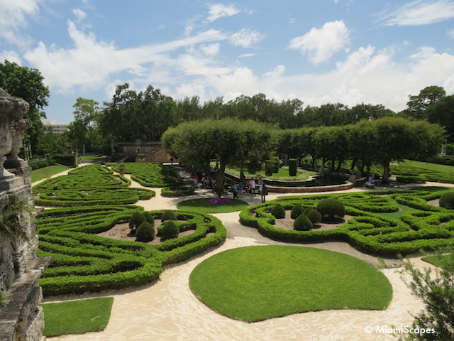 Vizcaya Formal Gardens