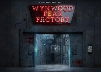 Wynwood Fear Factory Miami