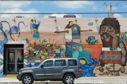Wynwood Street Art Murals
