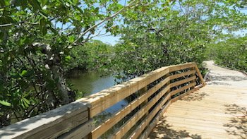 Pennekamp Park boardwalks