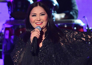 Ana Gabriel in Miami