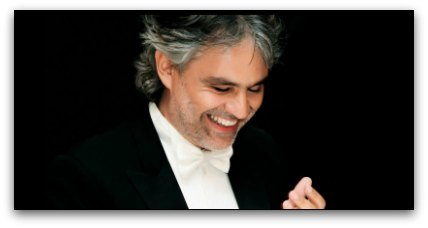 Andrea Bocelli Valentines Day Concert 2017 South Florida
