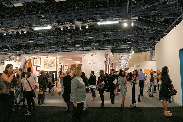 Art Basel Miami Beach at the Convention Center