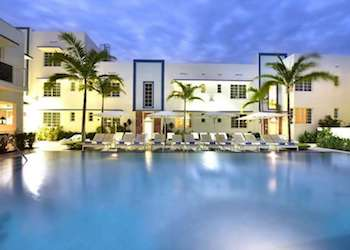 Art Deco Hotels: Pestana South Beach