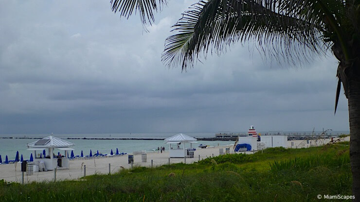 August - Miami Beach in the summer