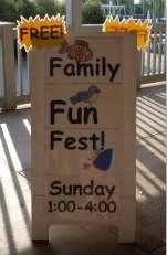 Family Fun Fest Program at Biscayne Park