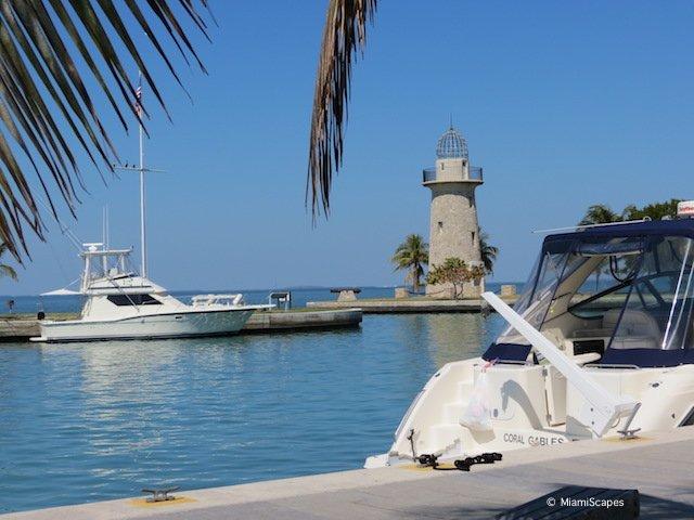 Boca Chita Key Lighthouse and Harbor