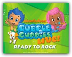 Bubble Guppies Live in South Florida