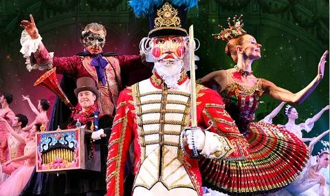 Christmas Concerts and Entertainment in Miami: The Nutcracker