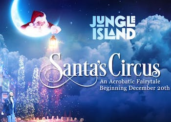 Santas Circus at Jungle Island